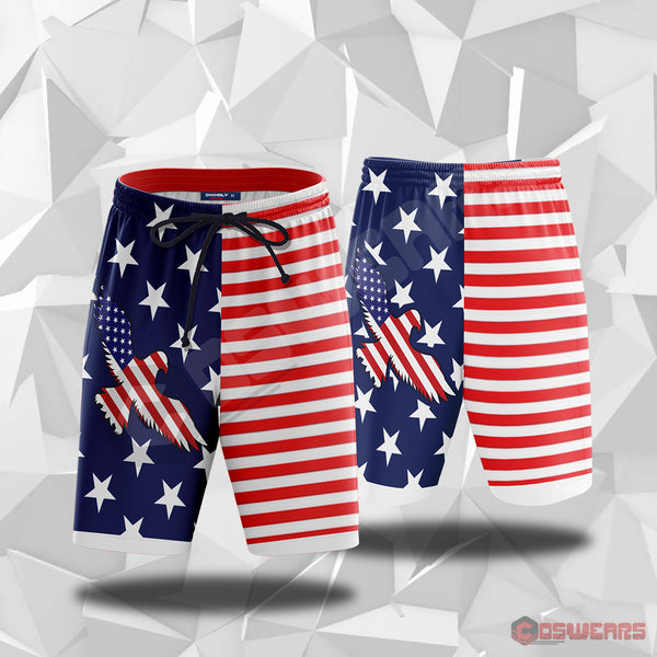 Independence Day : Independence Beach Shorts
