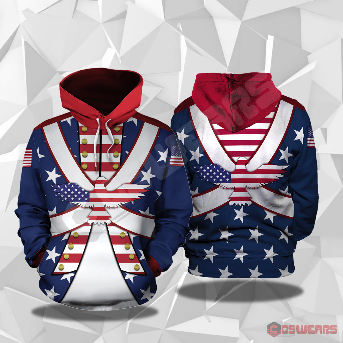 Independence Day : Independence Pullover Hoodie