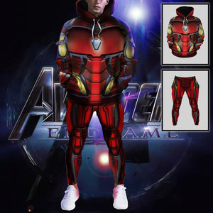 Avengers: End Game Iron Man Inspired Suit