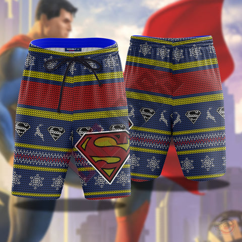 Justice League : Superman Beach Shorts