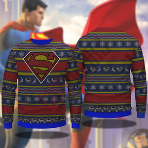 Justice League : Superman Sweatshirt