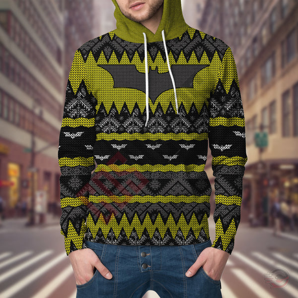 Justice League : Batman Pullover Hoodie