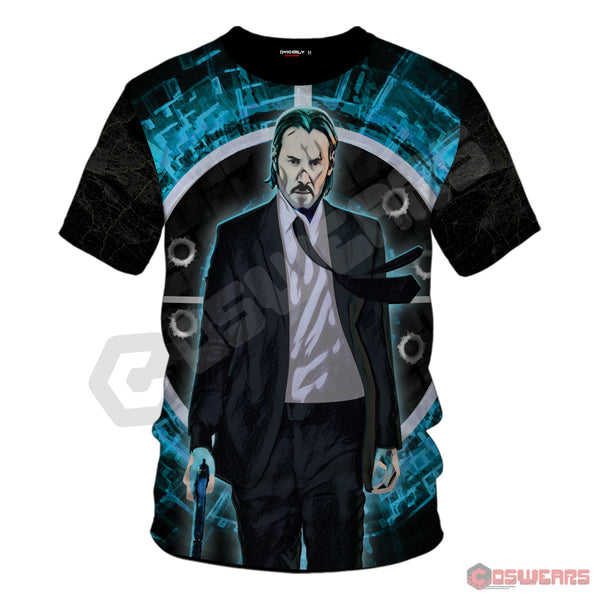 John Wick Inspired T-Shirt