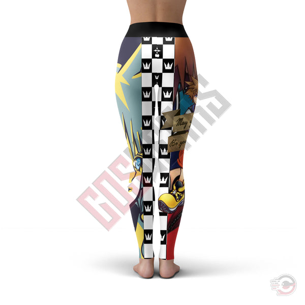 Kingdom Hearts : Guiding Key Leggings