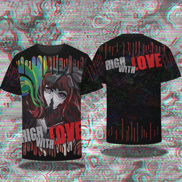 Lolita High With Love T-Shirt