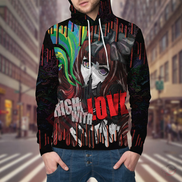 Lolita High With Love Pullover Hoodie