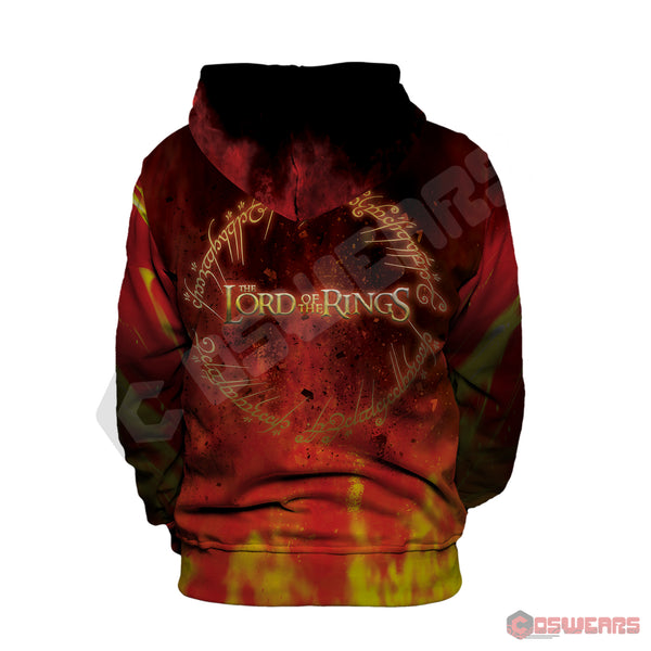 Lord of the Rings - Fellowship Pullover Hoodie