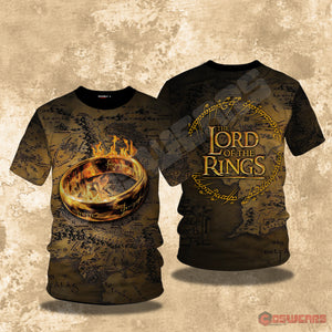 Lord of the Rings - Ring of Power T-Shirt