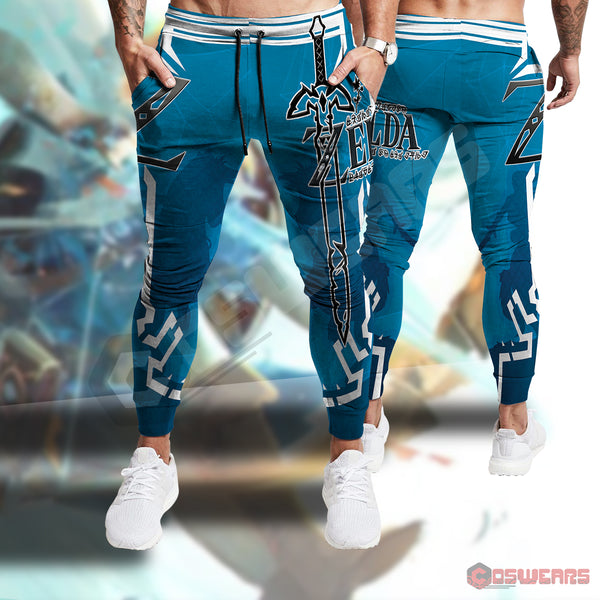 Legend of Zelda: Link Inspired Joggers