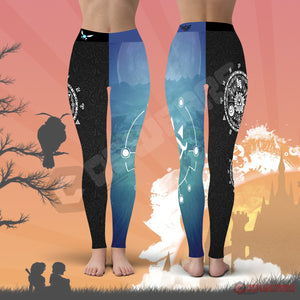 Legend Of Zelda : Zelda Leggings