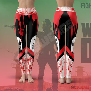 The Walking Dead Leggings