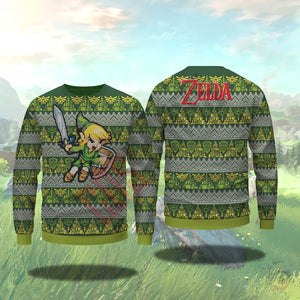 Legend Of Zelda : Link Sweatshirt