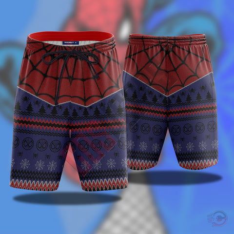 Avengers : Spiderman  Beach Shorts