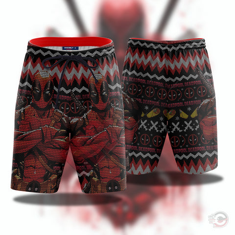 Avengers : Deadpool Beach Shorts