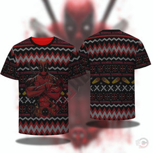 Avengers : Deadpool T-Shirt