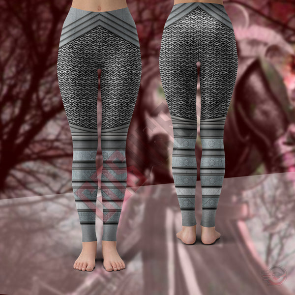 Medieval Armor : Knights Cross Leggings