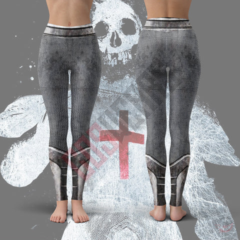Medieval Armor : Knights Of The Cross Leggings
