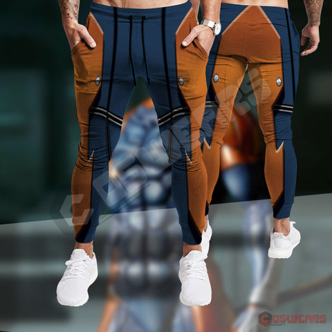 Metal Gear Solid : Gray Fox Inspired Joggers
