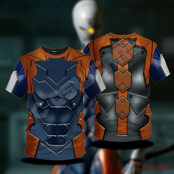 Metal Gear Solid : Gray Fox Inspired T-Shirt