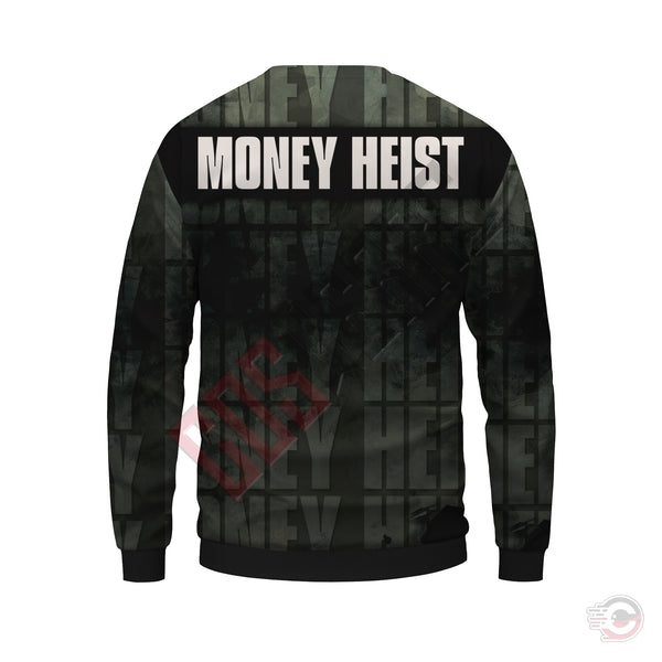 Money Heist : Casa de Papel Sweatshirt