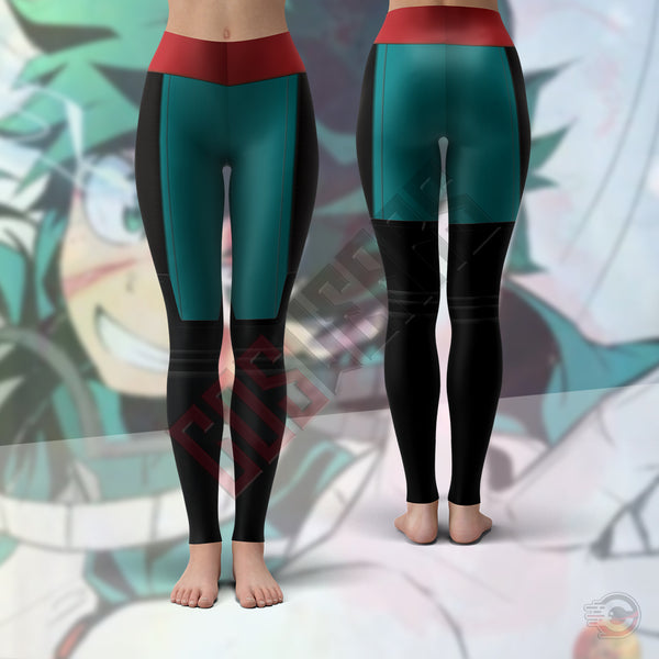 My Hero Academia : Izuki Midoriya Leggings