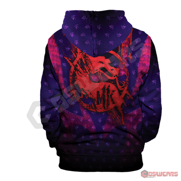 Mortal Kombat - Fatality Pullover Hoodie