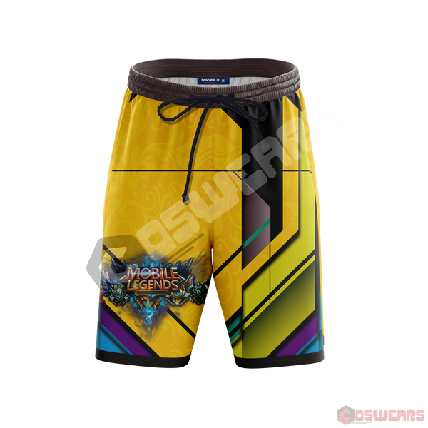 Mobile Legends : Mobile Legends Beach Shorts