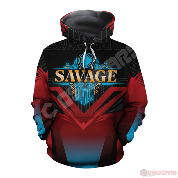 Mobile Legends : Savage Pullover Hoodie