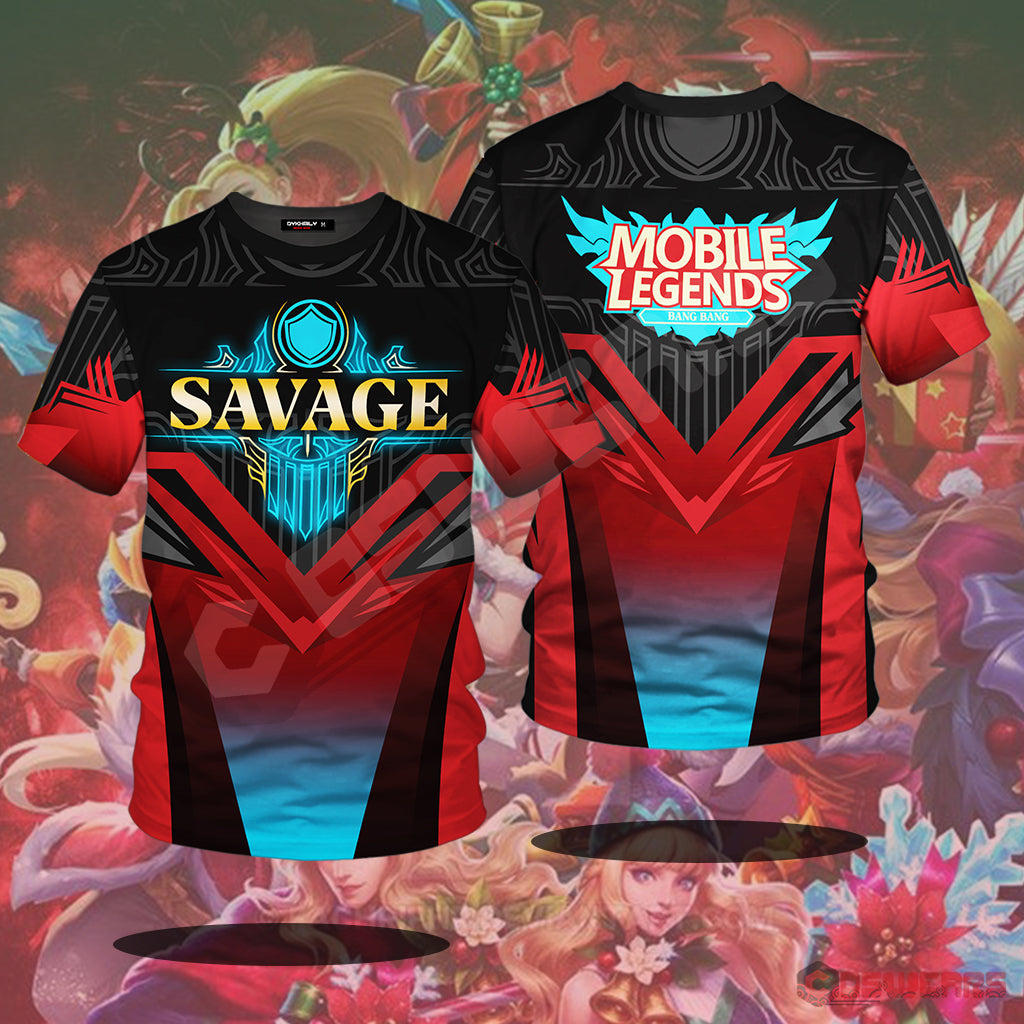 Mobile Legends : Savage T-Shirt