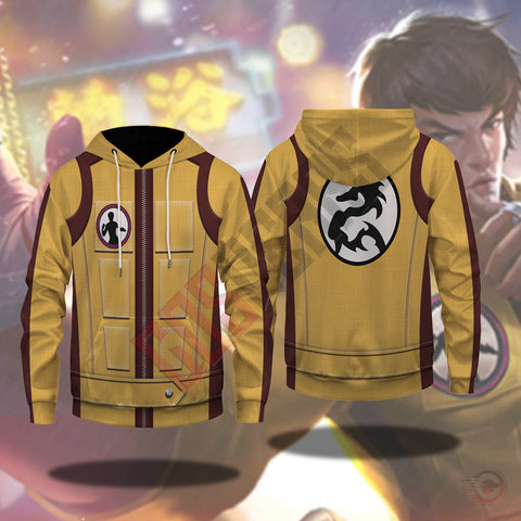 Mobile Legends : Chou Pullover Hoodie