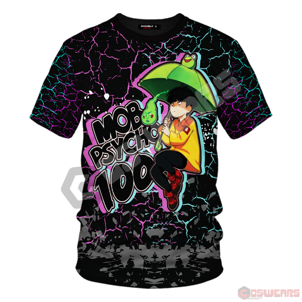 Mob Psycho Inspired T-Shirt