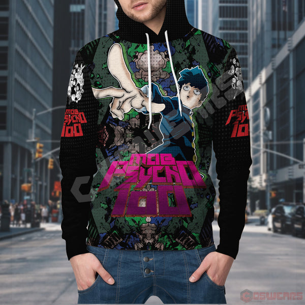Mob Psycho 100 : Shigeo Pullover Hoodie