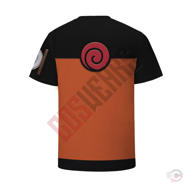 Naruto Suit T-Shirt