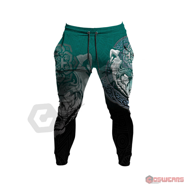 Neo-Traditional Celtic Bear Jogger