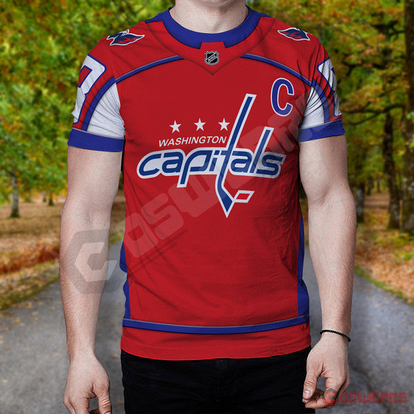 National Hockey League - Alex Ovechkin T-Shirt