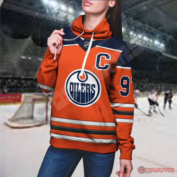 National Hockey League - Connor McDavid Pullover Hoodie
