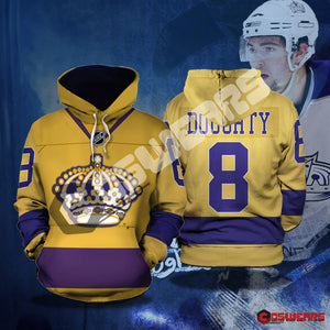 National Hockey League - Drew Jersey Pullover Hoodie