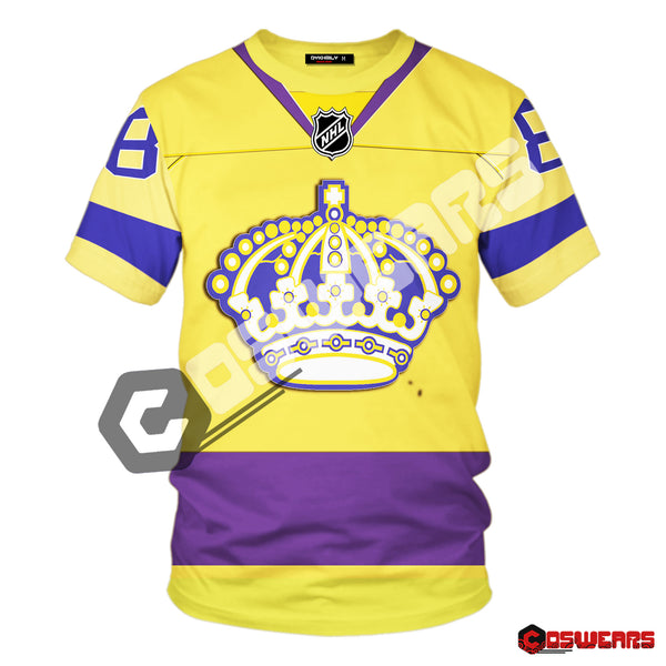 National Hockey League - Drew Jersey T-Shirt