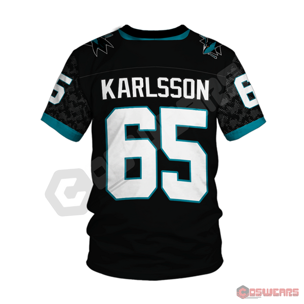 National Hockey League - Karlsson Jersey T-Shirt