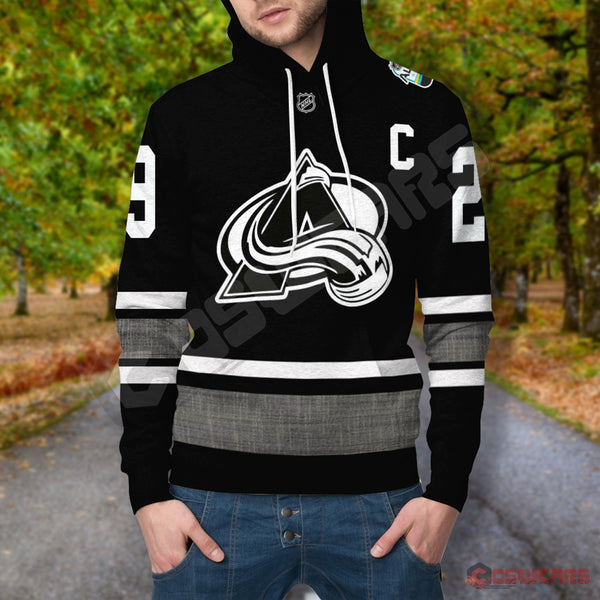 National Hockey League - Mackinnon Jersey Pullover Hoodie