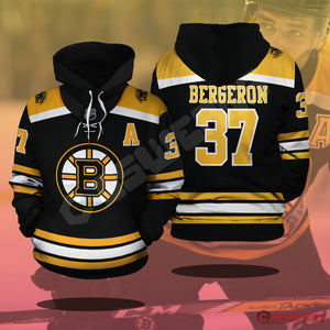 National Hockey League - Patrice Bergeron Pullover Hoodie