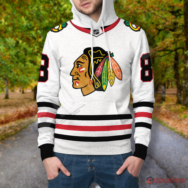 National Hockey League - Kane Jersey Pullover Hoodie