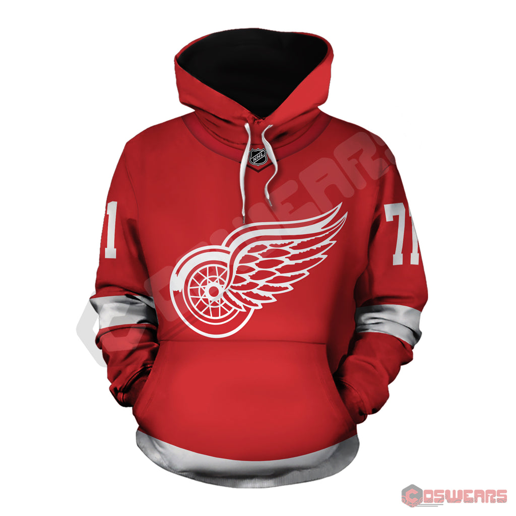 sports shoes c9b02 6f84d National Hockey League - Dylan Larkin Pullover Hoodie ...