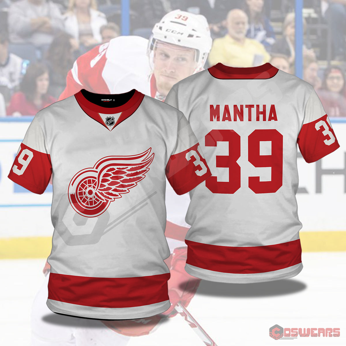 National Hockey League - Anthony Mantha T-Shirt