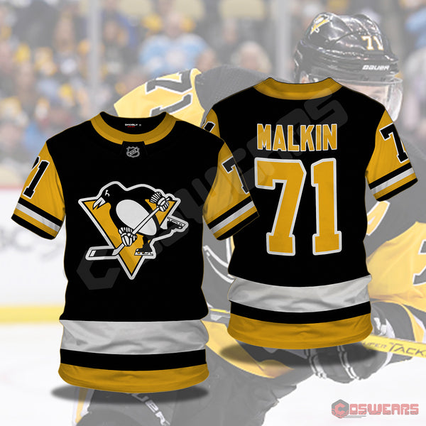 National Hockey League - Evgeni Malkin T-Shirt