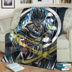 Original Designs : Goku Reborn Blanket