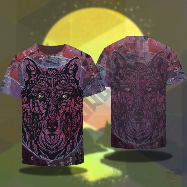Original Designs : Lone Wolf T-Shirt