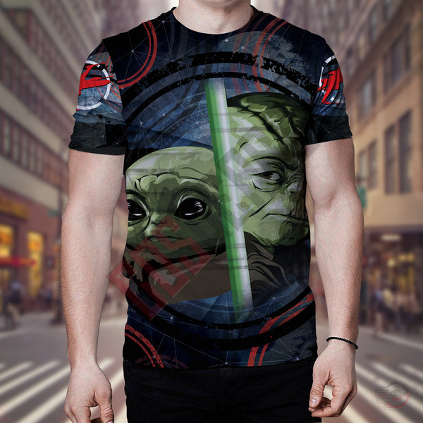 Original Designs : Baby Yoda T-Shirt