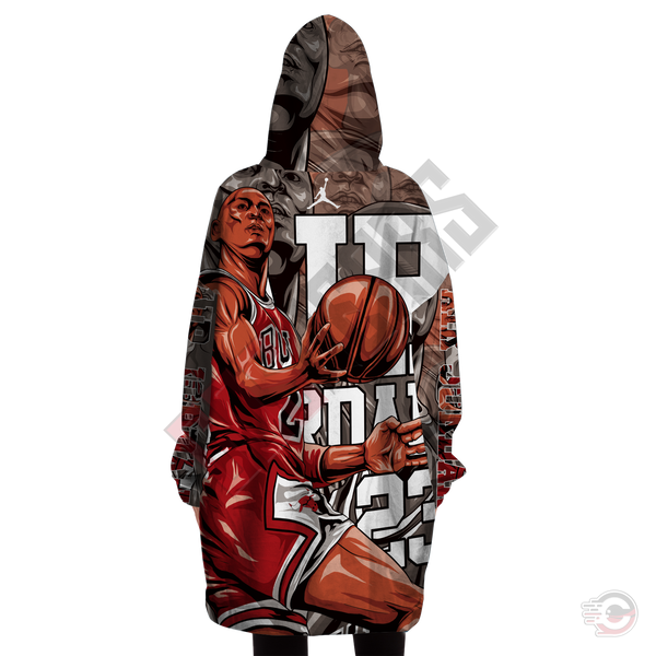 Original Designs : Micheal Jordan Inspired Snug
