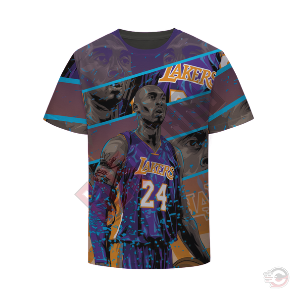 Original Designs : Kobe Bryant Inspired T-Shirt